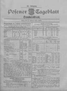 Posener Tageblatt. Handelsblatt 1907.02.13 Jg.46
