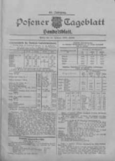 Posener Tageblatt. Handelsblatt 1907.02.15 Jg.46