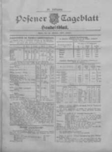 Posener Tageblatt. Handelsblatt 1907.02.22 Jg.46