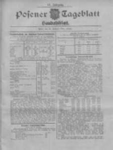 Posener Tageblatt. Handelsblatt 1907.02.26 Jg.46
