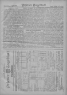 Posener Tageblatt. Handelsblatt 1907.04.03 Jg.46