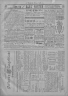 Posener Tageblatt. Handelsblatt 1907.04.06 Jg.46