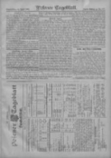 Posener Tageblatt. Handelsblatt 1907.04.10 Jg.46