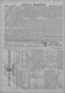 Posener Tageblatt. Handelsblatt 1907.04.11 Jg.46