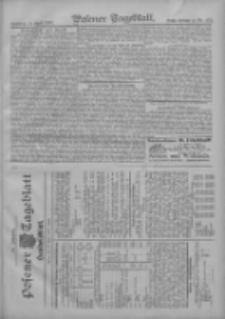 Posener Tageblatt. Handelsblatt 1907.04.13 Jg.46
