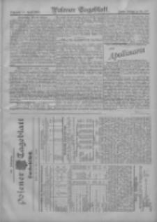 Posener Tageblatt. Handelsblatt 1907.04.16 Jg.46