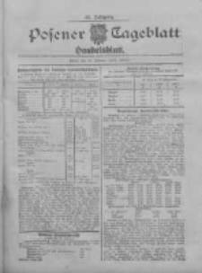 Posener Tageblatt. Handelsblatt 1907.02.28 Jg.46