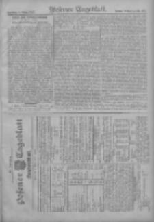 Posener Tageblatt. Handelsblatt 1907.03.02 Jg.46