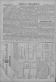 Posener Tageblatt. Handelsblatt 1907.03.04 Jg.46