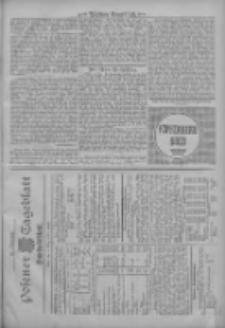 Posener Tageblatt. Handelsblatt 1907.03.09 Jg.46