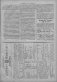 Posener Tageblatt. Handelsblatt 1907.03.11 Jg.46