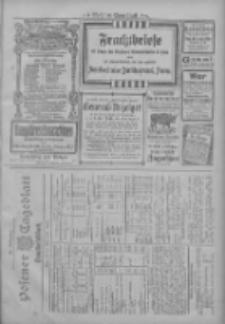 Posener Tageblatt. Handelsblatt 1907.03.13 Jg.46