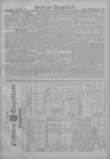 Posener Tageblatt. Handelsblatt 1907.03.15 Jg.46