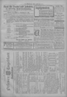 Posener Tageblatt. Handelsblatt 1907.03.16 Jg.46