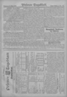 Posener Tageblatt. Handelsblatt 1907.03.19 Jg.46