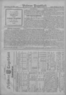 Posener Tageblatt. Handelsblatt 1907.03.20 Jg.46