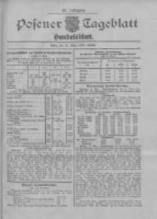 Posener Tageblatt. Handelsblatt 1907.03.21 Jg.46