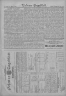 Posener Tageblatt. Handelsblatt 1907.03.25 Jg.46