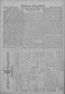 Posener Tageblatt. Handelsblatt 1907.03.27 Jg.46