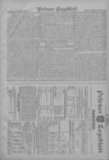 Posener Tageblatt. Handelsblatt 1907.03.30 Jg.46