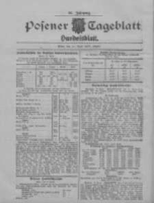 Posener Tageblatt. Handelsblatt 1907.04.18 Jg.46