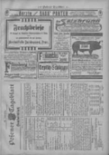 Posener Tageblatt. Handelsblatt 1907.04.20 Jg.46