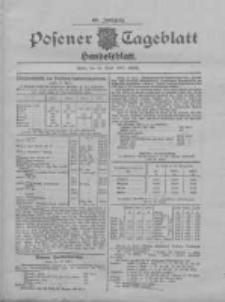 Posener Tageblatt. Handelsblatt 1907.04.22 Jg.46