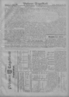 Posener Tageblatt. Handelsblatt 1907.04.23 Jg.46