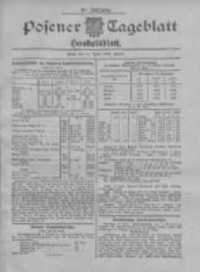 Posener Tageblatt. Handelsblatt 1907.04.24 Jg.46