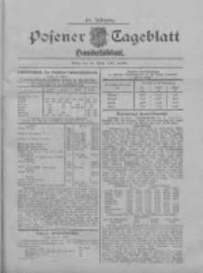 Posener Tageblatt. Handelsblatt 1907.04.25 Jg.46