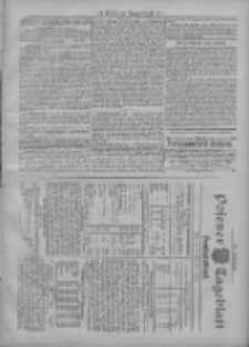 Posener Tageblatt. Handelsblatt 1907.04.30 Jg.46