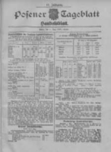Posener Tageblatt. Handelsblatt 1907.05.01 Jg.46