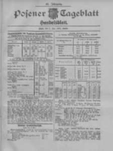 Posener Tageblatt. Handelsblatt 1907.05.03 Jg.46