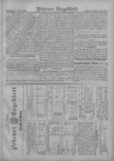 Posener Tageblatt. Handelsblatt 1907.05.13 Jg.46