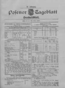 Posener Tageblatt. Handelsblatt 1907.05.17 Jg.46