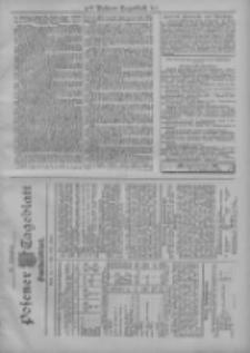 Posener Tageblatt. Handelsblatt 1907.05.18 Jg.46