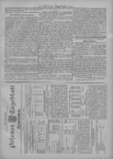 Posener Tageblatt. Handelsblatt 1907.05.21 Jg.46