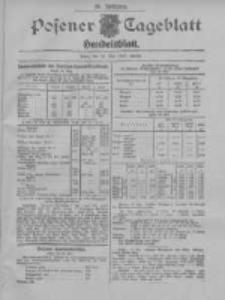 Posener Tageblatt. Handelsblatt 1907.05.22 Jg.46