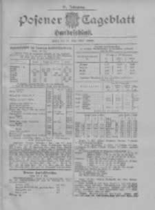 Posener Tageblatt. Handelsblatt 1907.05.24 Jg.46