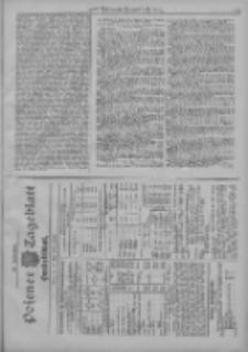 Posener Tageblatt. Handelsblatt 1907.05.27 Jg.46