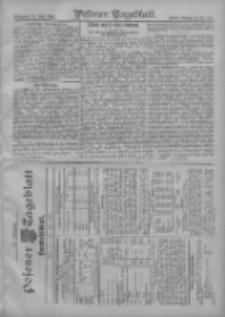 Posener Tageblatt. Handelsblatt 1907.05.28 Jg.46