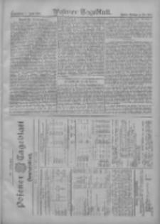 Posener Tageblatt. Handelsblatt 1907.05.31 Jg.46