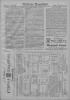 Posener Tageblatt. Handelsblatt 1907.06.03 Jg.46