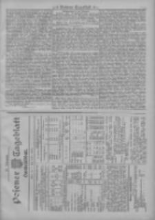 Posener Tageblatt. Handelsblatt 1907.06.05 Jg.46