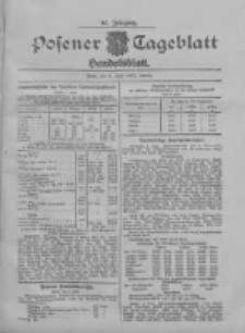 Posener Tageblatt. Handelsblatt 1907.06.06 Jg.46