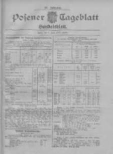 Posener Tageblatt. Handelsblatt 1907.06.07 Jg.46