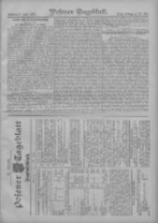 Posener Tageblatt. Handelsblatt 1907.06.08 Jg.46