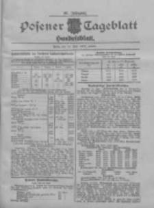 Posener Tageblatt. Handelsblatt 1907.06.13 Jg.46