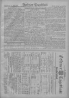 Posener Tageblatt. Handelsblatt 1907.06.14 Jg.46