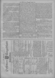 Posener Tageblatt. Handelsblatt 1907.06.15 Jg.46